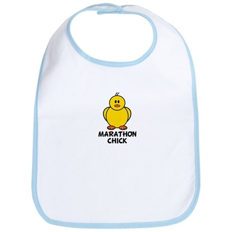 Marathon Chick Bib