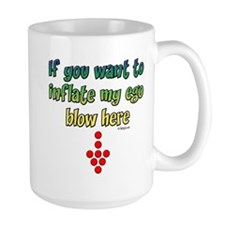 Inflate My Ego Mug