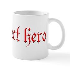 imperfect hero Mug