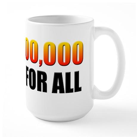 Free For All Large Mug