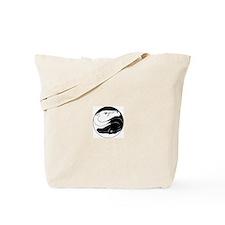 Funny Quarter horse Tote Bag