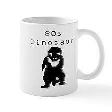 80s Dinosaur Mug