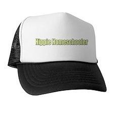 Hippie Homeschooler Trucker Hat