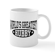 World's Greatest Hubby Mug