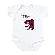 Cute Attitude Infant Bodysuit
