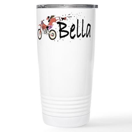 Bella Stainless Steel Travel Mug
