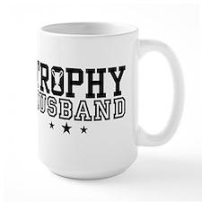 Trophy Husband Ceramic Mugs