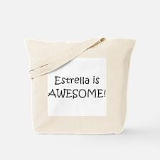 Cute Estrella Tote Bag