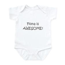 Cute Fiona Infant Bodysuit
