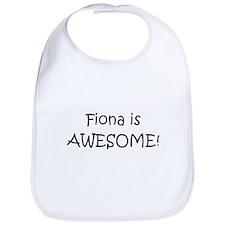 Cute Fiona Bib