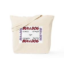 Bulldogsworld Tote Bag