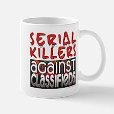 Serial Killers Against Classi Mug