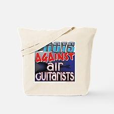 Cute Rock vote Tote Bag
