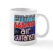 Cute Air guitarist Mug