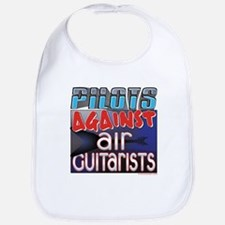 Pilots Against Air Guitarists Bib