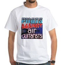 Pilots Against Air Guitarists Shirt