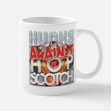 Hunks Against Hopscotch Mug