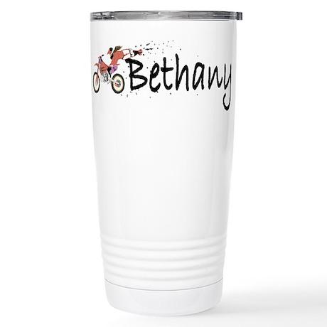 Bethany Stainless Steel Travel Mug