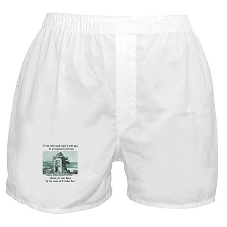Annabel Lee Boxer Shorts