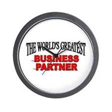 """""""The World's Greatest Claims Adjuster"""" Wall Clock"""