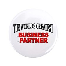 """The World's Greatest Claims Adjuster"" 3.5"" Button"