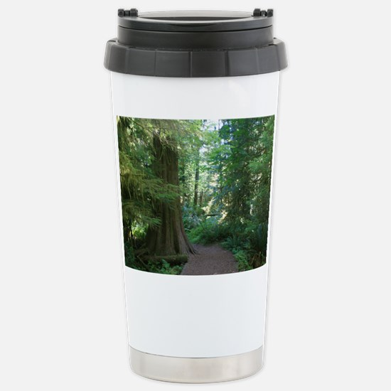 Cathedral Grove Stainless Steel Travel Mug