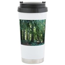 Cathedral Grove 1 Travel Coffee Mug
