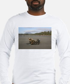 Cool Vancouver island Long Sleeve T-Shirt