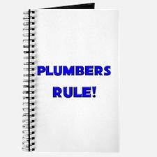 Plumbers Rule! Journal