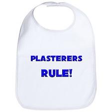 Plasterers Rule! Bib