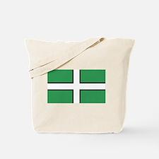 Devon Flag Tote Bag