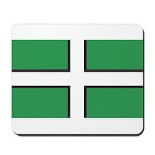 Devon Flag Mousepad