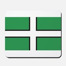 Devon Flag Mousepad