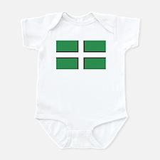 Devon Flag Infant Bodysuit