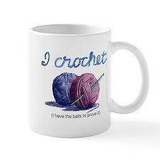icrochetballs Mugs