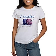 icrochetballs T-Shirt