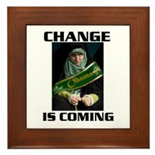 ARE YOU READY? Framed Tile
