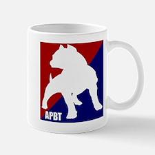 Majore League Pitbull Mug