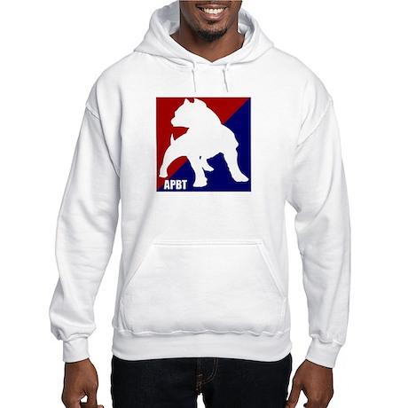 Majore League Pitbull Hooded Sweatshirt