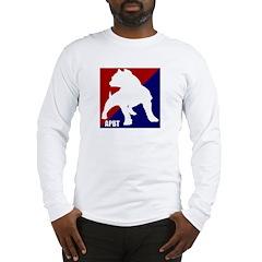 Majore League Pitbull Long Sleeve T-Shirt