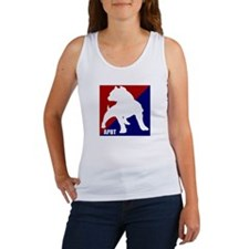 Majore League Pitbull Women's Tank Top