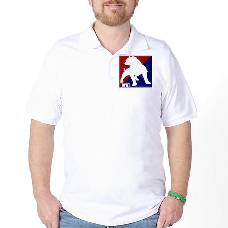 Majore League Pitbull Golf Shirt