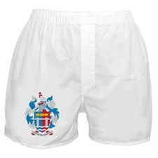 Volksrust Coat of Arms Boxer Shorts