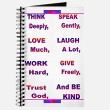 Think Deeply Journal