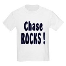 Chase Rocks ! Kids T-Shirt