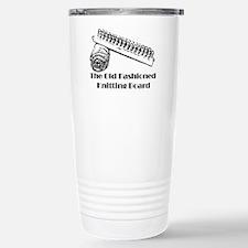 Funny Loom Travel Mug