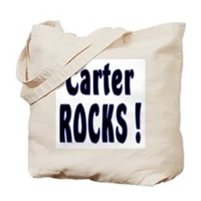 Carter Rocks ! Tote Bag