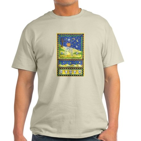 Cowboy Skeleton Light T-Shirt