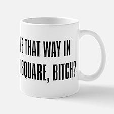 """Tiananmen Square"" Mug"