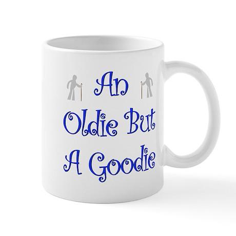 I'm An Oldie But a Goodie Tee Mug